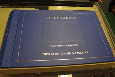 hand bookbindery Seugling boekbinderij seugling handmade limited editions uitgeverij album